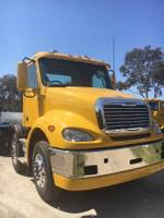 2019 FREIGHTLINER COLUMBIA CL112 CL112 8X4 null null Yellow