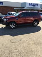 2016 Ford Everest Trend UA Red