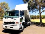 Fuso FIGHTER1627 TIPPER+2 Year Free Servicing 2019 Plated Trucks*