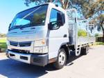 Fuso Canter 515 AMT Tray 2 Year Free Servicing 19 Plated Trucks*