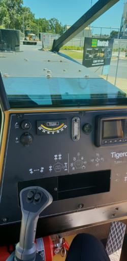 2021 TIGERCAT 632E Yellow
