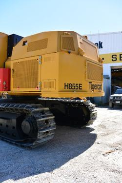 2021 TIGERCAT H855E Yellow
