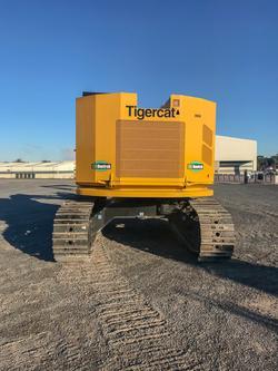 2021 TIGERCAT 822D Yellow