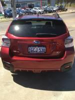 2016 Subaru XV 2.0i-S G4X MY17 Four Wheel Drive Red