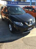 2016 Nissan X-TRAIL ST T32 Black