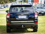 2016 Jeep Compass Limited MK MY16 Four Wheel Drive Black