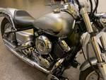2014 Yamaha XVS650A V-STAR CLASSIC Silver