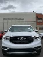 2018 Holden Acadia LT AC MY19 4X4 On Demand Summit White