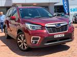 2019 Subaru Forester 2.5i Premium S5 MY19 Four Wheel Drive Red
