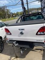 2019 Mazda BT-50 Boss UR 4X4 Dual Range Snowflake White Pearl