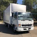 2019 FUSO FIGHTER 1024 MAN.10PTAUTLINER UNBELIEVABLY FROM $257/W**+ORC null null null