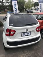 2019 Suzuki Ignis GLX MF Black