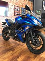 2017 Kawasaki NINJA 650L BLUE
