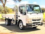 Fuso Canter 515 AMT 3SEAT Alloy Tray Unbelievably From $155 P/W**