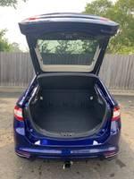 2017 Ford Mondeo Titanium MD MY17.5 Blue