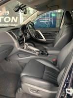 2019 Mitsubishi Pajero Sport GLS QE MY19 4X4 Dual Range Blue