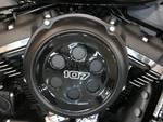 2018 Harley-davidson FXBB STREET BOB Vivid Black