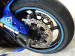 2007 Yamaha YZF-R1 Blue