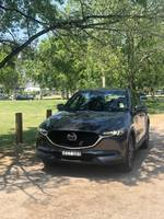 2019 Mazda CX-5 Akera KF Series 4X4 On Demand Machine Grey