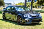 2013 Holden Special Vehicles Clubsport R8 E Series 3 MY12.5 Black