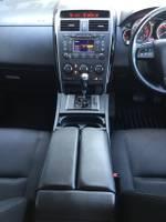 2012 Mazda CX-9 Classic TB Series 4 MY12 Silver