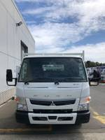 2019 FUSO CANTER 918 null null White