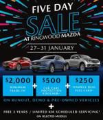 2019 Mazda 3 G20 Pure BP Series Grey