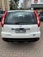 2013 Nissan X-TRAIL ST T31 Series V White
