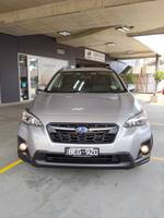 2019 Subaru XV 2.0i Limited Edition G5X MY19 Four Wheel Drive Silver