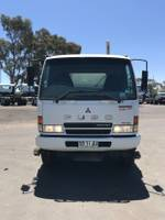 2007 Mitsubishi Fighter Fuso Fighter White
