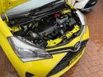 2016 Toyota Yaris Ascent NCP130R Yellow