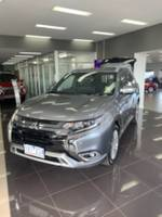 2019 Mitsubishi Outlander PHEV Exceed ZL MY20 Four Wheel Drive Grey