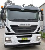 2016 Iveco Stralis AT450 White