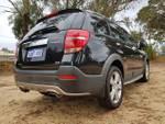 2014 Holden Captiva 7 LTZ CG MY15 4X4 On Demand BLACK