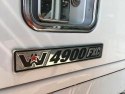 2021 WESTERN STAR 4900 FXC White
