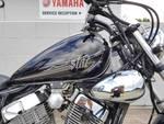 2015 Yamaha XV250 (VIRAGO VX250S, VX250R) Black