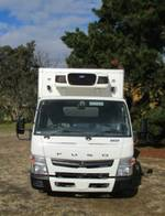 2016 Fuso Canter 515 Wide White