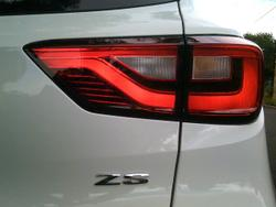 2019 MG ZS Excite AZS1 MY19 Dover White