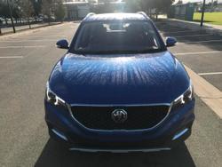 2018 MG ZS Excite Plus AZS1 MY19 Regal Blue