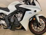 2014 Honda CBR650FA White