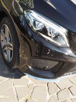 2016 Mercedes-Benz GLE-Class GLE250 d W166 Four Wheel Drive Black