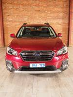 2019 Subaru Outback 2.5i Premium 5GEN MY20 Four Wheel Drive Red
