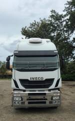 2014 IVECO STRALIS null null White