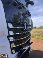 2020 Mercedes-Benz 2663 Limited Drivers Edition White