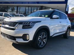 2020 Kia Seltos GT-Line SP2 MY20 4X4 On Demand White