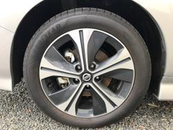 2019 Nissan LEAF ZE1 Silver