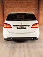 2017 Mercedes-Benz B-Class B180 W246 White