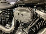 2020 Harley-davidson FLFBS FAT BOY (114) River Rock Gray/Vivid Black