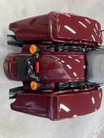 2020 Harley-davidson FLHXS STREET GLIDE SPECIAL Billiard Burgundy