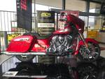 Indian Chieftain Limited Ruby Metallc